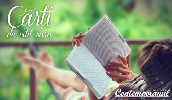 Cărți de citit vara la librăria Contemporanul